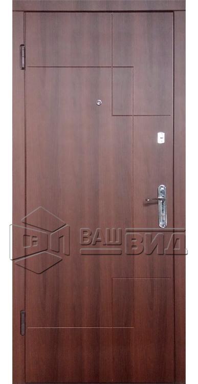 Входные двери (склад) • ВДК-506-1-1