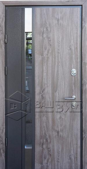 Дверь РИО-P SL (входная улица)
