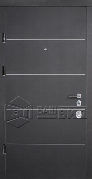 Дверь Соло двухцветная (входная квартира)