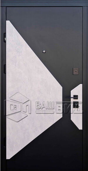 Дверь Vesta двухцветная (входная квартира)