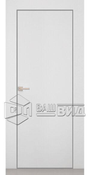 Межкомнатные двери скрытого монтажа СМ 4