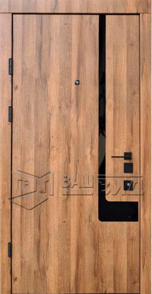 Дверь Босфор АК двухцветная (входная квартира)