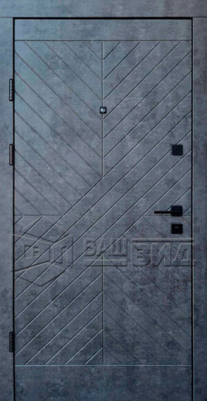 Дверь Некст двухцветная (входная квартира)
