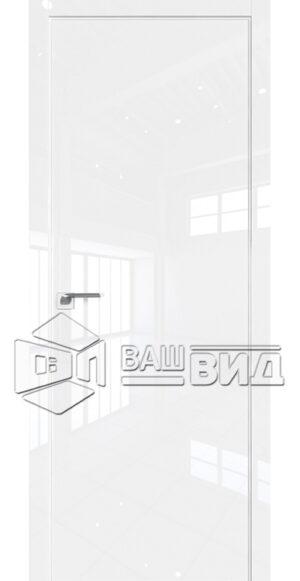 Межкомнатные двери 1 LK – Белый  Люкс