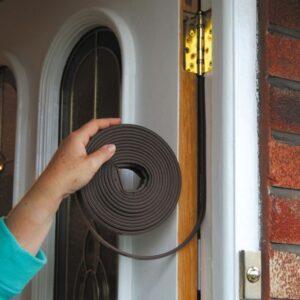 Уплотнители входных дверей