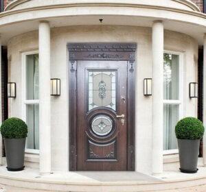 Металеві двері вхідні