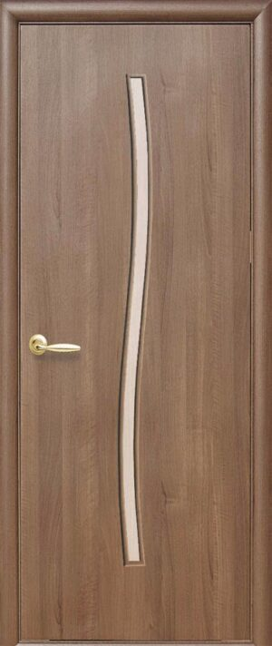 Межкомнатные двери ПВХ П27